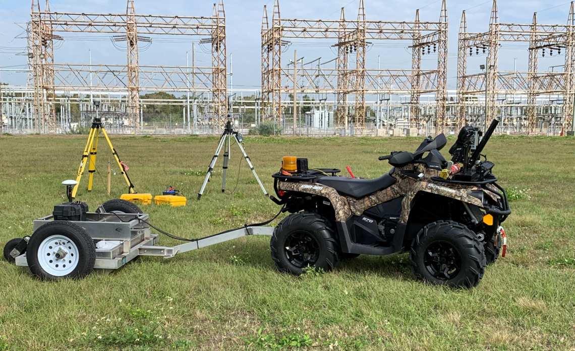 CFL - 3D GPR - Power Plant Site