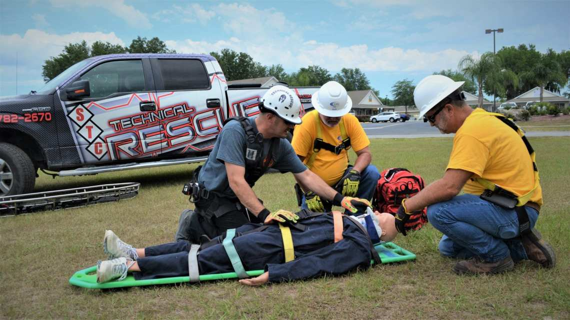 CFL - Rescue Training