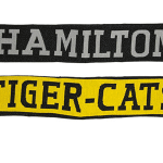 Scarf Sale At This Week's Tiger-Cats / Lions Game!