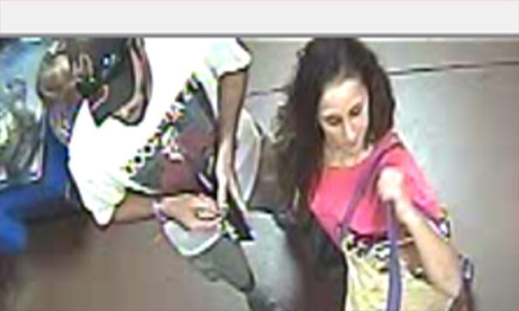 SCSO Seeks Identity of Couple in Credit Card Fraud