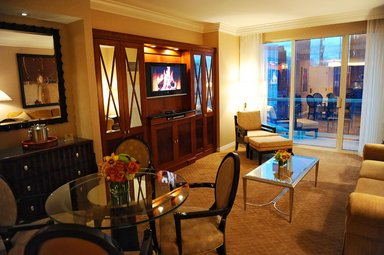 Signature At Mgm Grand One Bedroom Balcony Suite - Bedroom Style Ideas