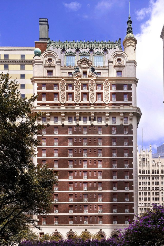 The Adolphus, Autograph Collection- Deluxe Dallas, TX Hotels- GDS  Reservation Codes: Travel Weekly