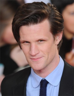 Matt Smith.  Photo courtesy Wizard World Comic Con
