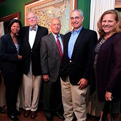 CFNJ Hosts Annual Meeting - image of board members