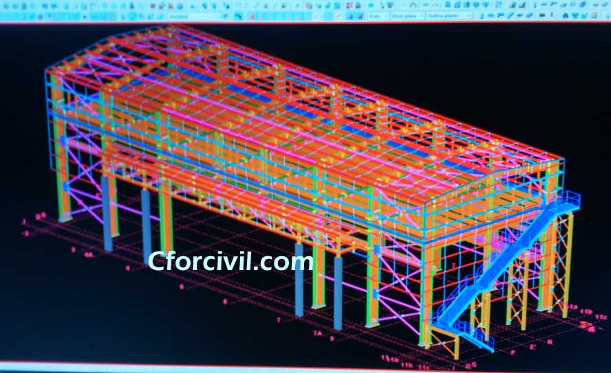 TEAM OF PRE ENGINEERED BUILDINGS