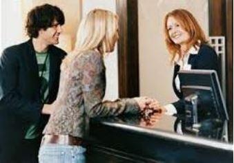 Titre à finalité professionnelle Réceptionniste en hôtellerie de l'unité de Pirae à récupérer