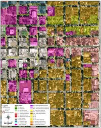 Planning Advisory Services GIS Map