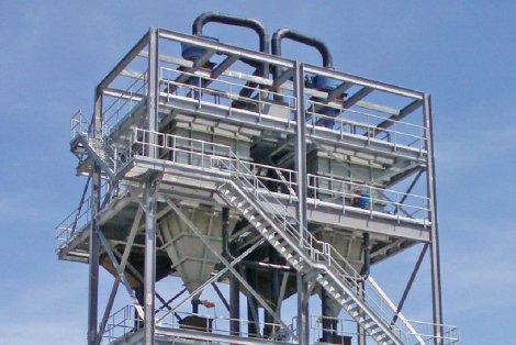 Density Separators Dewatering Screens Multi Unit System