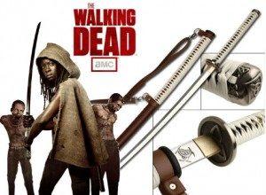 Walking Dead Sword
