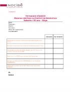009 – Annexes 6 et 7 – Formulaires d'intérêt Ct génértion – Siège