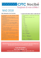 TRACT NAO MARS 2018