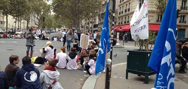 Sages-femmes : le mouvement continue avec les élections FPH !