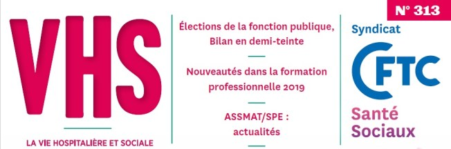 VHS n°313 – 1e Trimestre 2019