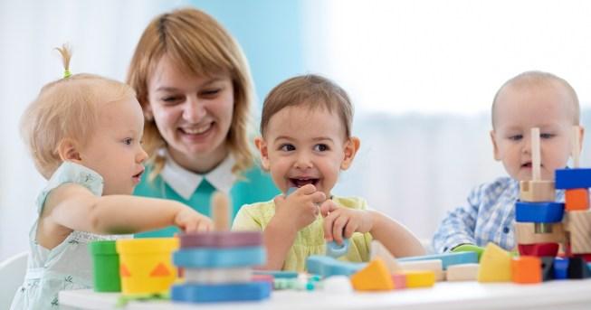 Covid-19 : Modes d'accueil du jeune enfant