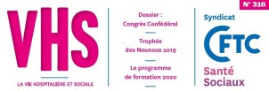 VHS n°316 – 4e Trimestre 2019