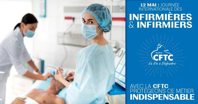 12 Mai : Journée Internationale des infirmières