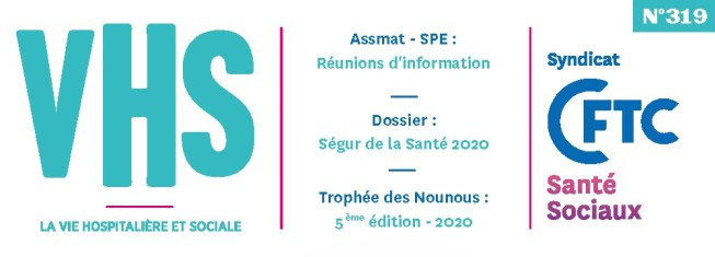 VHS n°319 – 3e Trimestre 2020