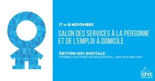 Salon des services à la personne et de l'emploi à domicile – 2020