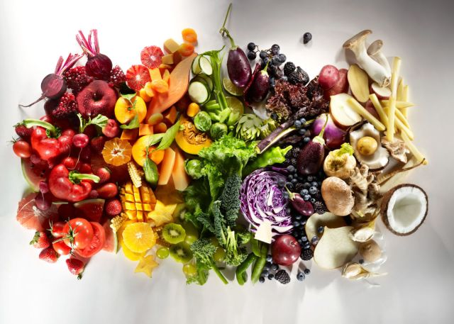 Superfood vegetables