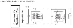 Conventional Manual Call Point:SB106|Professional Conventional and Intelligent Fire Alarm System
