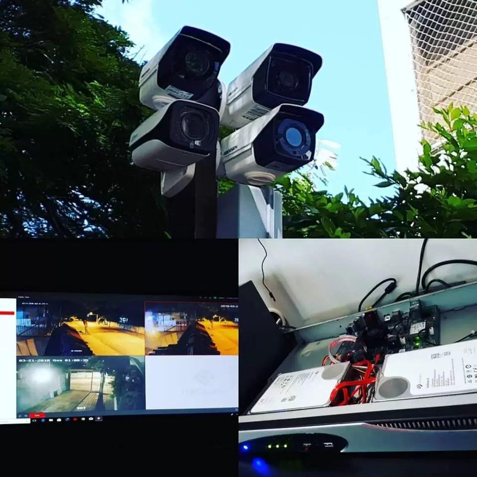 Dicas uteis para projetos de CFTV em alta resolução (atualizado)