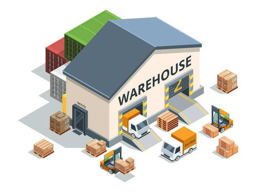 warehouse-in-China