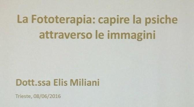 La fotografia e la psicologia – Incontro con Elis Miliani