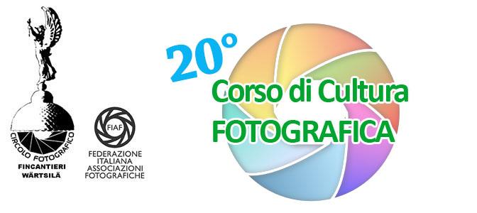 20° Corso di Cultura Fotografica