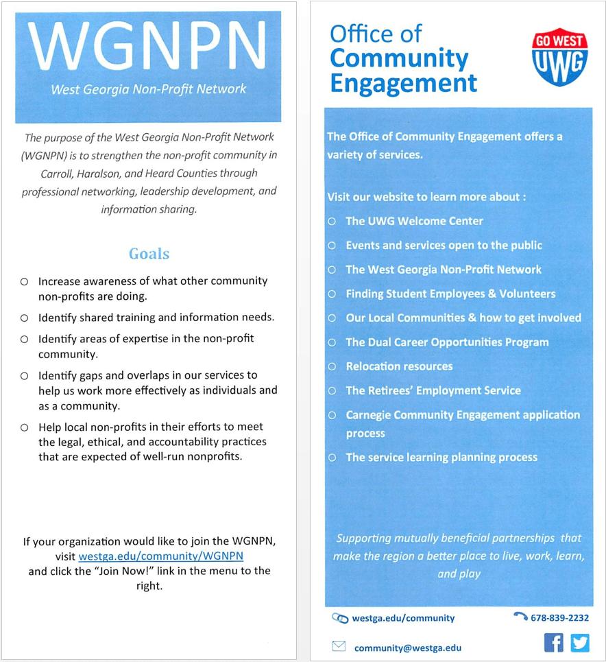 West Georgia Non Profit Network ← Community Foundation of