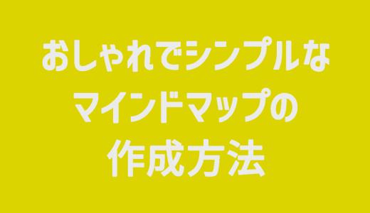【Miro】おしゃれでシンプルなマインドマップの作成方法