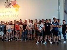 Exkursion zum Haus der Geschichte in Bonn