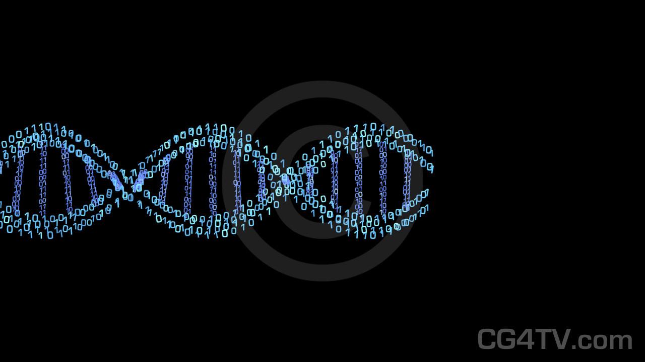 Digital DNA Animated Background Animated Backgrounds