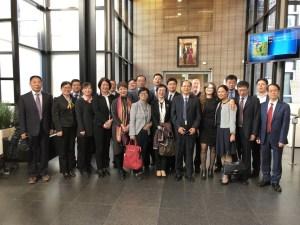 Bedrijfsbezoek aan het NVWA samen met Jiangsu FDA Jiangsu FDA internationaal zakendoen zakendoen china Home-NL Jiangsu FDA