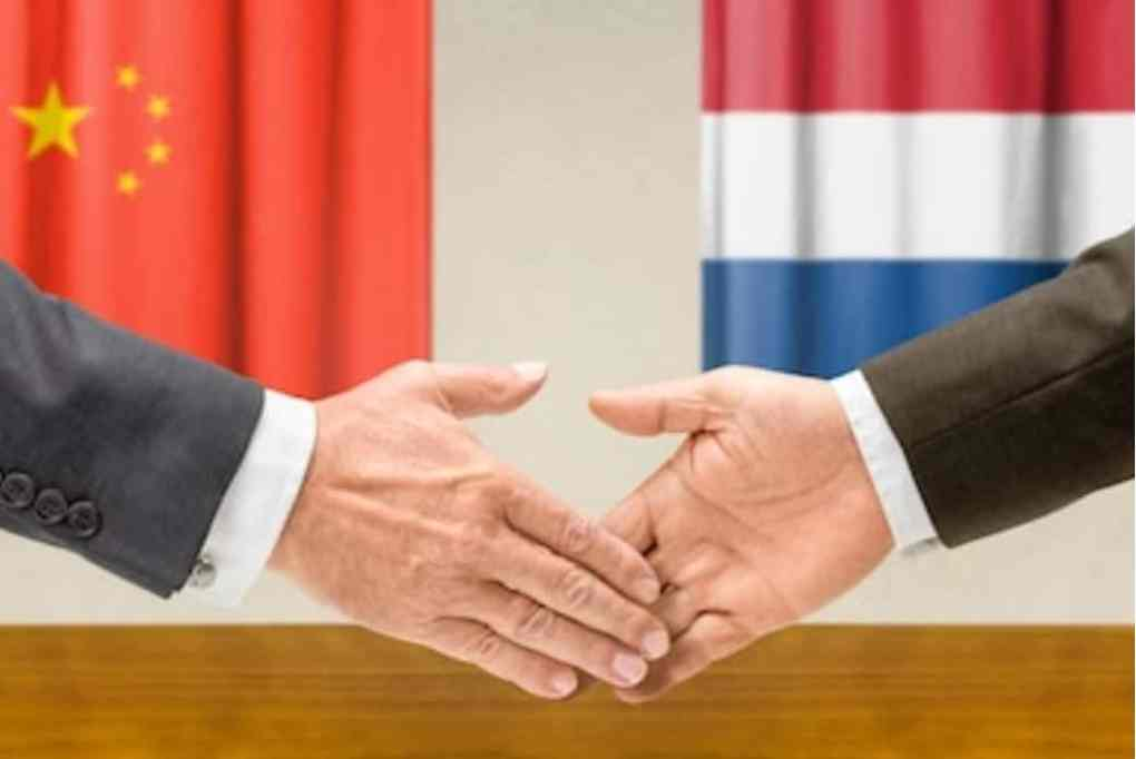 internationaal zakendoen zakendoen china Home-NL handshake china netherlands