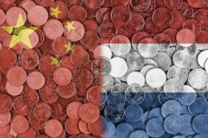 De China Strategie van het Kabinet is geen Strategie Flags CN NL currencies 300x199