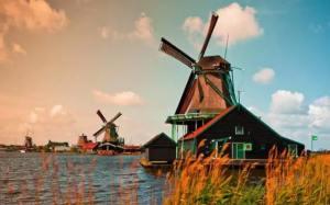 离开荷兰后才发现:鬼地方,我是那么的想念你 windmill 300x187