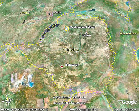 Zimbabwe Country View