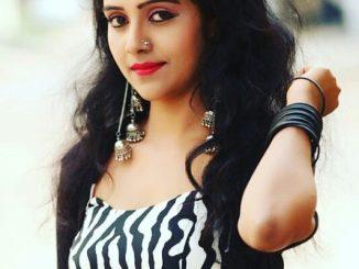 Actress Pragati Rao