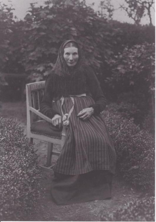 Mormors mormor Kersti Eriksdotter