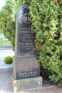 Jöns Jönsson (1830-1904) och hustrun Boel Karlsdotter (1834-1913) Omma 5