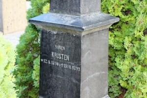 Sonen Kristen Kristoffersson (1834-1893) Skogmöllan