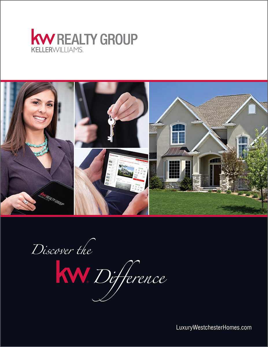 Keller Williams Realty Group Brochure - Front Cover