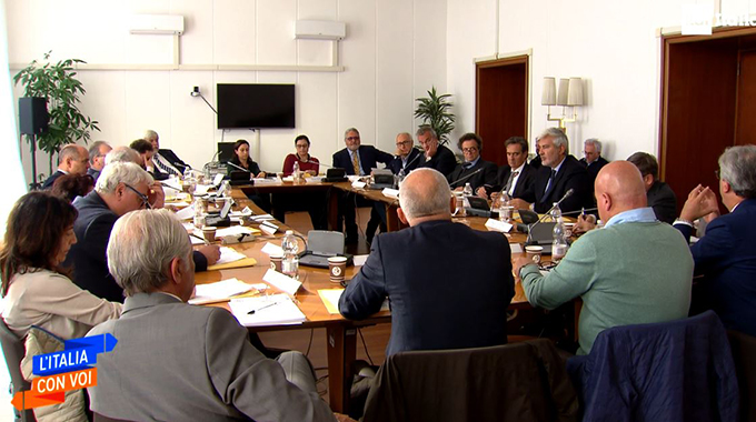 CdP CGIE (5-7 novembre 2019): Il servizio di Rai Italia!