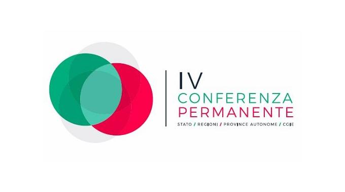 IV Conferenza Permanente Stato-Regioni-Provincie Autonome-CGIE