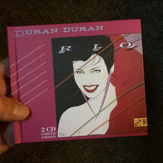 Duran Duran Rio 2 CD Limited Edition