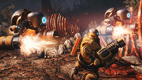 Evolve Gets Release Date 5