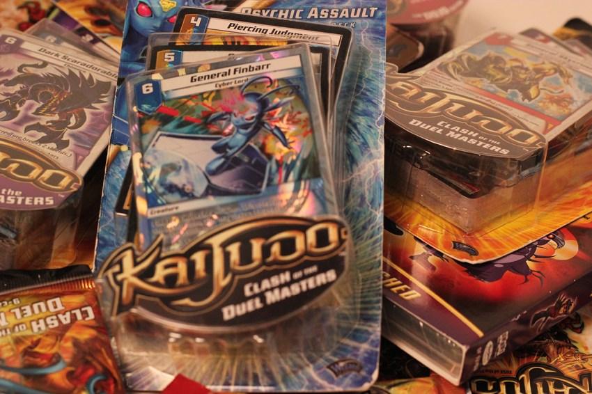 Big Kaijudo Giveaway [ Contest Closed ] - 2014-07-29 16:29:07
