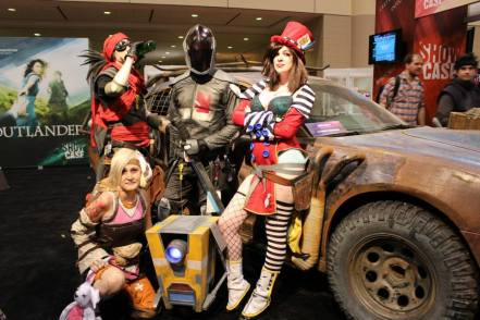 Fan Expo 2014 Highlights 2