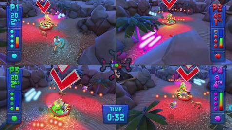 Fluster Cluck (PS4) Review 5