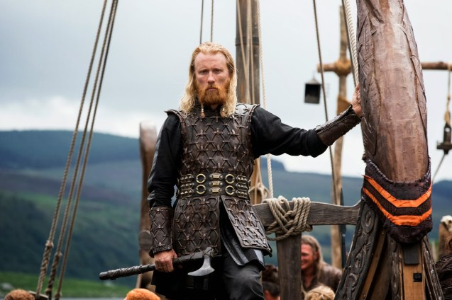 Vikings Season 2 (DVD) Review